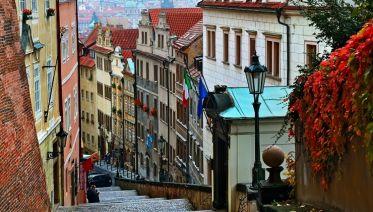 Budapest to Prague Adventure