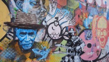 Buenos Aires Graffiti Tour North Circuit
