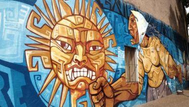 Buenos Aires Graffiti Tour South Circuit