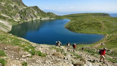 Bulgarian mountains and cultural heritage trails