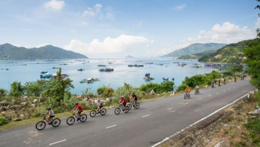 Bun Cha & Biking in Vietnam