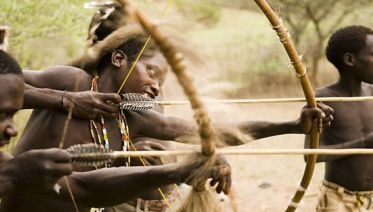 Bushmen Safaris in Serengeti