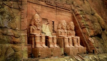 Cairo and Nile Cruise with Abu Simbel