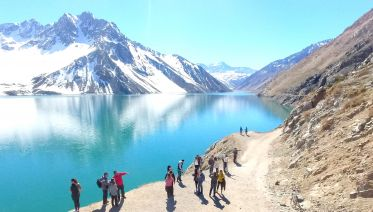 Cajon del Maipo & Embalse el Yeso Day Trip