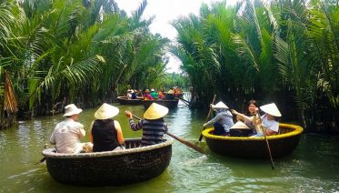 Cam Thanh Water Coconut Village Half Day