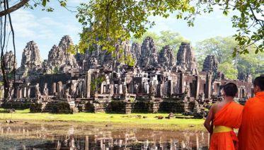 Cambodia & Thailand Traveller