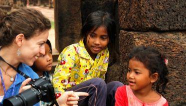 Cambodia Family Holiday