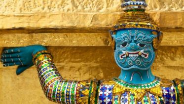 Cambodia, Thailand & Laos