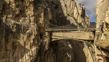 Caminito del Rey Day Tour from Málaga