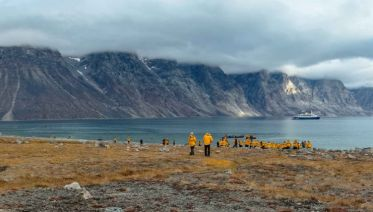 Canadian Remote Arctic: Northwest Passage to Ellesmere & Axel Heiberg Islands
