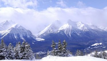 Canadian Rockies Adventure 10D/9N (Winter)