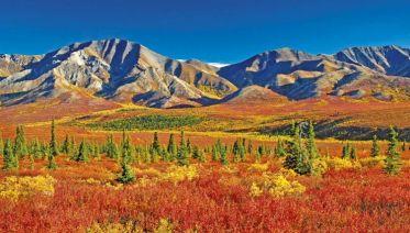 Canadian Rockies, Alaska & Arctic Circle