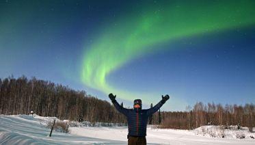 Canadian Rockies & Northern Lights