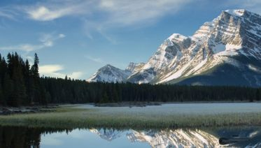 Canadian Rockies and Pacific Coast