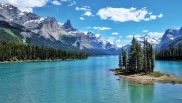 Canadian Rockies & Pacific Coast