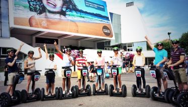 Cannes Segway Tour 1 Hour