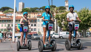 Cannes Segway Tour 2 hours