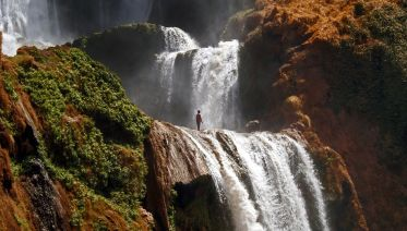Canyoning And Forest Adventure From Marrakech