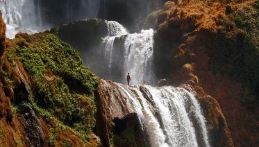 Canyoning Through The Middle Atlas Mountains