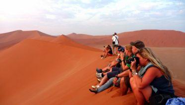 Cape Desert Safari Northbound