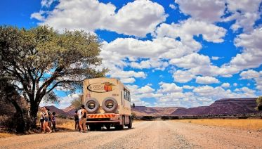 Cape Desert Safari - Southbound Accommodated 11 Days