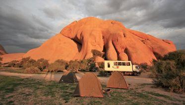 Cape Desert Safari Southbound