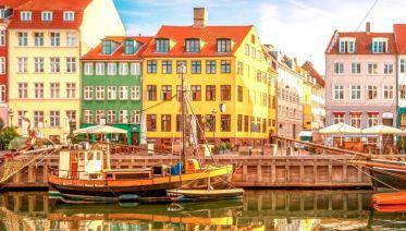 Capitals of Scandinavia