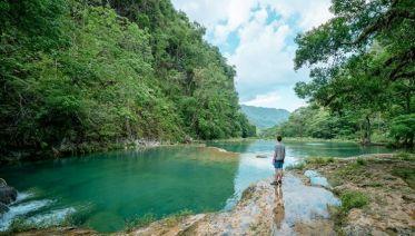 Caribbean Dream Ways (from Cancun)