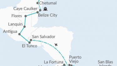 Caribbean Ways From Cancun