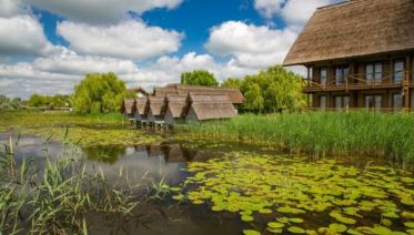 Carpathian Mountains and the Danube Delta