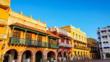 Cartagena to Rio including Carnival via Uruguay