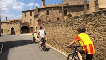 Catalonia By Bike For Families
