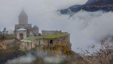 Caucasus: Georgia, Armenia & Azerbaijan