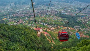 Chandragiri Hill & Kathmandu Valley Tour