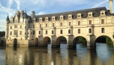 Chateaux of the Loire Walk