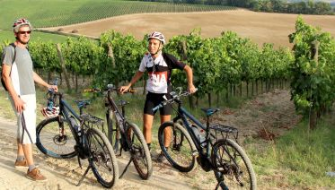 Chianti E-Bike Tour with Winery Lunch
