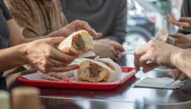 Chicago: Classic Bites in River North