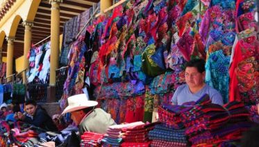 Chichicastenango Market Day Trip (Panajachel - Panajachel)