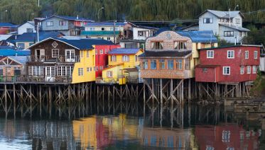Chile Self-drive: Lakes & Vineyards