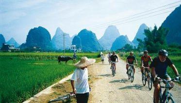 China by Bike