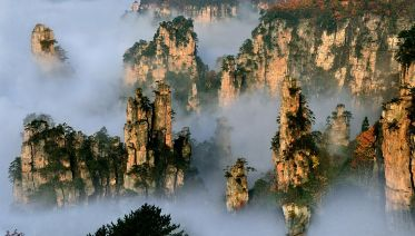 China Highlights Tour: Amazing Zhangjiajie