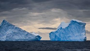 Christmas In Antarctica - Family Departure