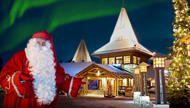 Christmas in the Hometown of Santa Claus: 5 Days