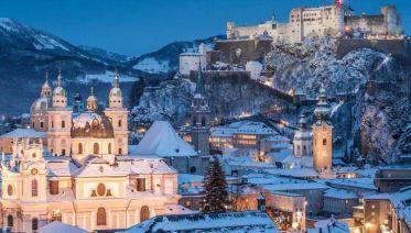 Christmas Markets of Austria Germany Switzerland