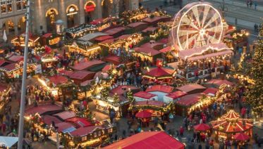 Christmas Markets: The Best of Saxony and Bohemia