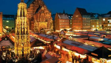 Christmas Markets with Prague