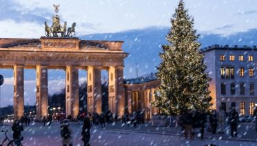 Christmas on the Elbe (port-to-port cruise)