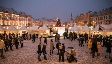 Christmas Spells in Vilnius