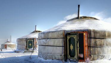 Christmas Trans Mongolian
