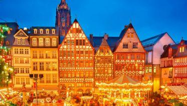Christmas Wonderland with Paris & Prague